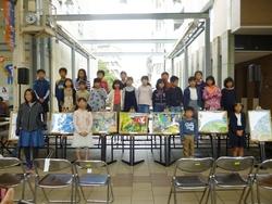 H29秋の街並み美術展 表彰式1.JPG